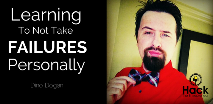 Dino Dogan on failure