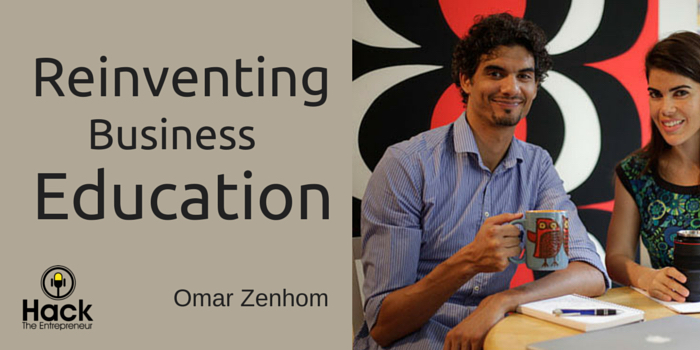 Reinventing Business Education