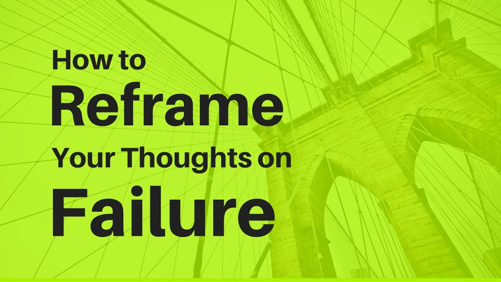 Thoughts on Failure