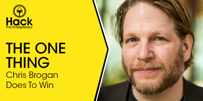 HTE 001 –  The One Thing Chris Brogan Does To Win