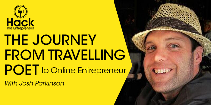 The Journey From Travelling Poet to Online Entrepreneur