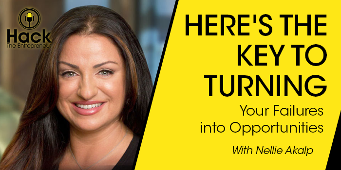 Here's the Key to Turning Your Failures into Opportunities