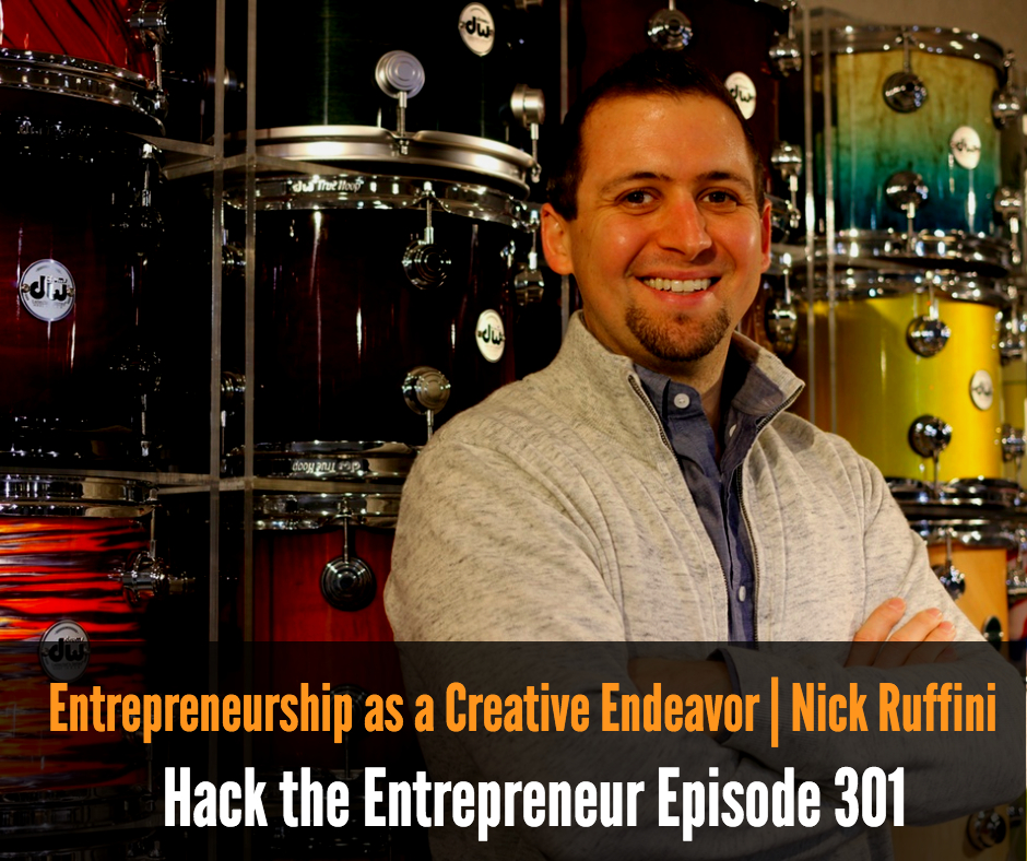 Entrepreneurship as a Creative Endeavor