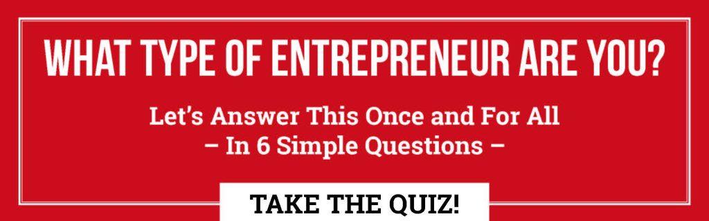 entrepreneur type quiz one
