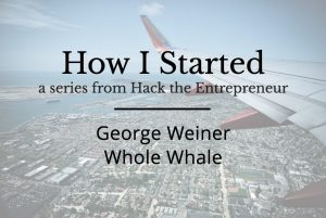 George Weiner Whole Whale
