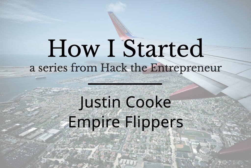 Justin Cooke Empire Flippers