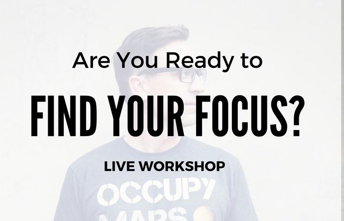 Define Your 20 Workshop