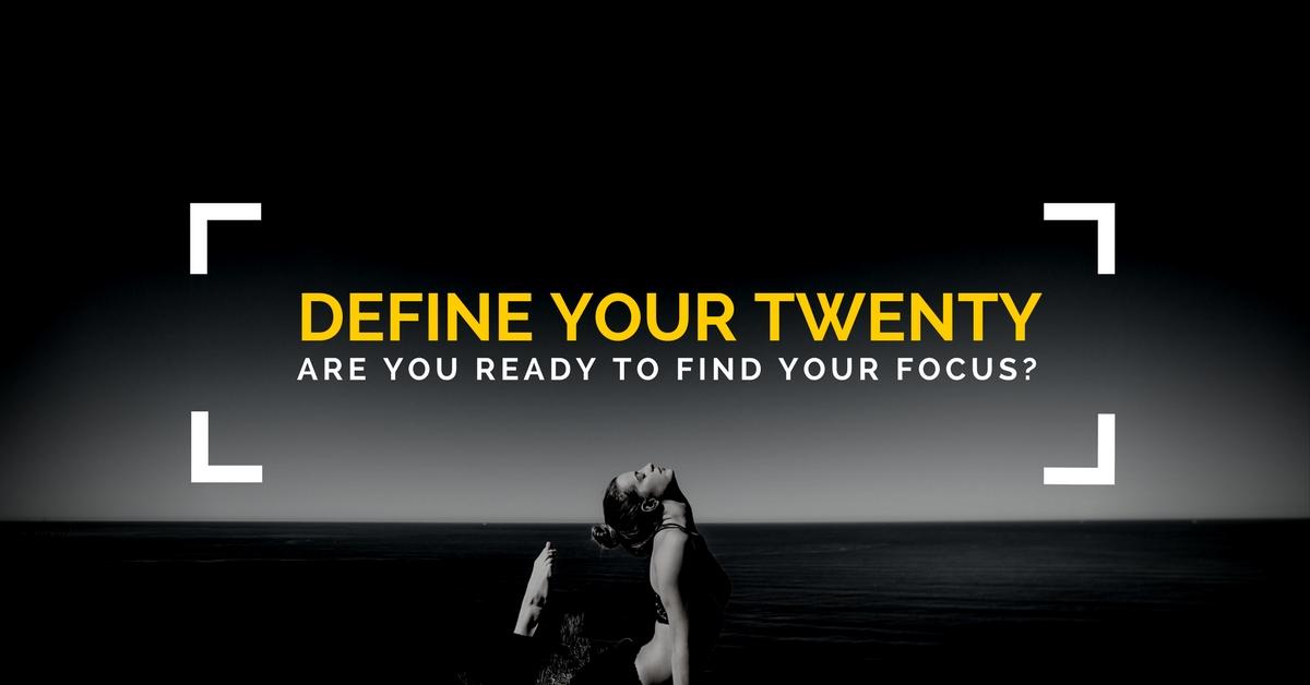 define your twenty