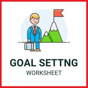 goal setting worksheet for 2019