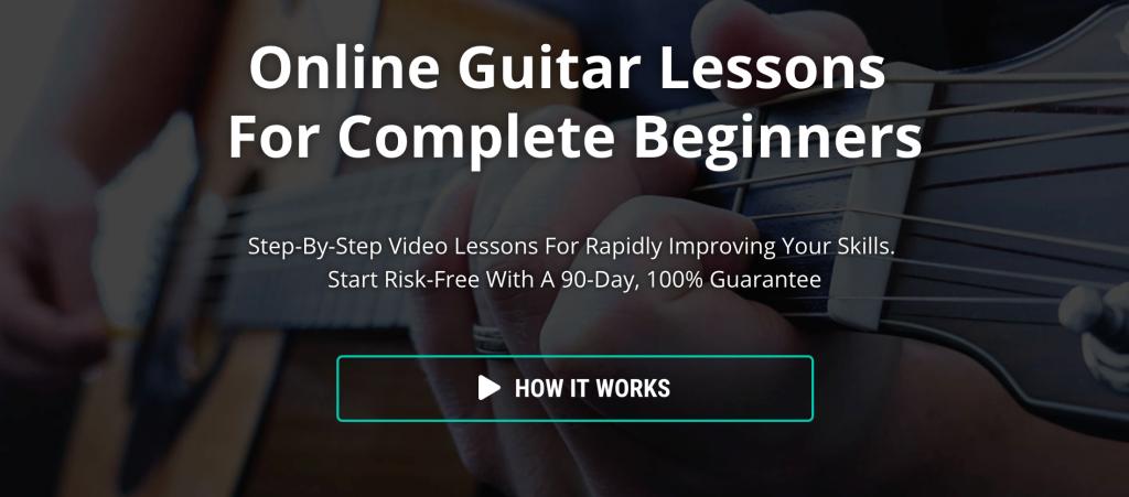online course sales page headline