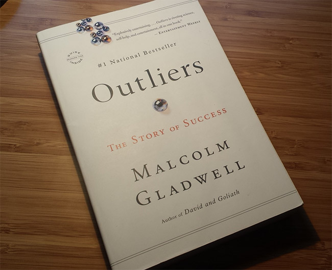 Outliers - The Story of Success by Malcolm Gladwell