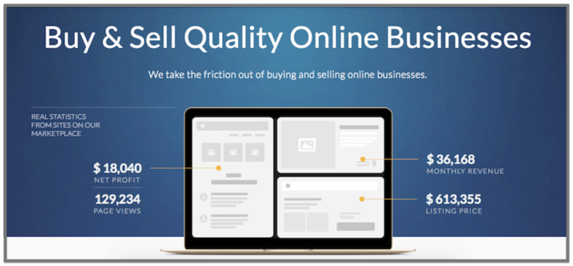 buy and sell online business