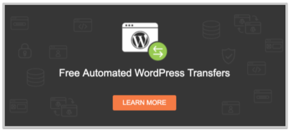 siteground reviews and wordpress transfers