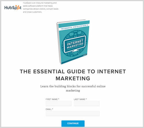 essential guide to internet marketing