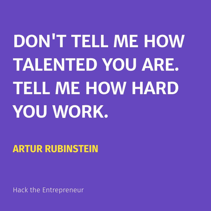 Mindset quotes motivation arthur rubinstein
