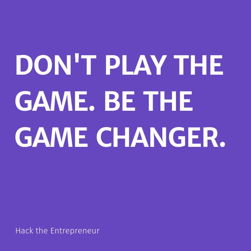 Mindset quotes motivation be the game changer