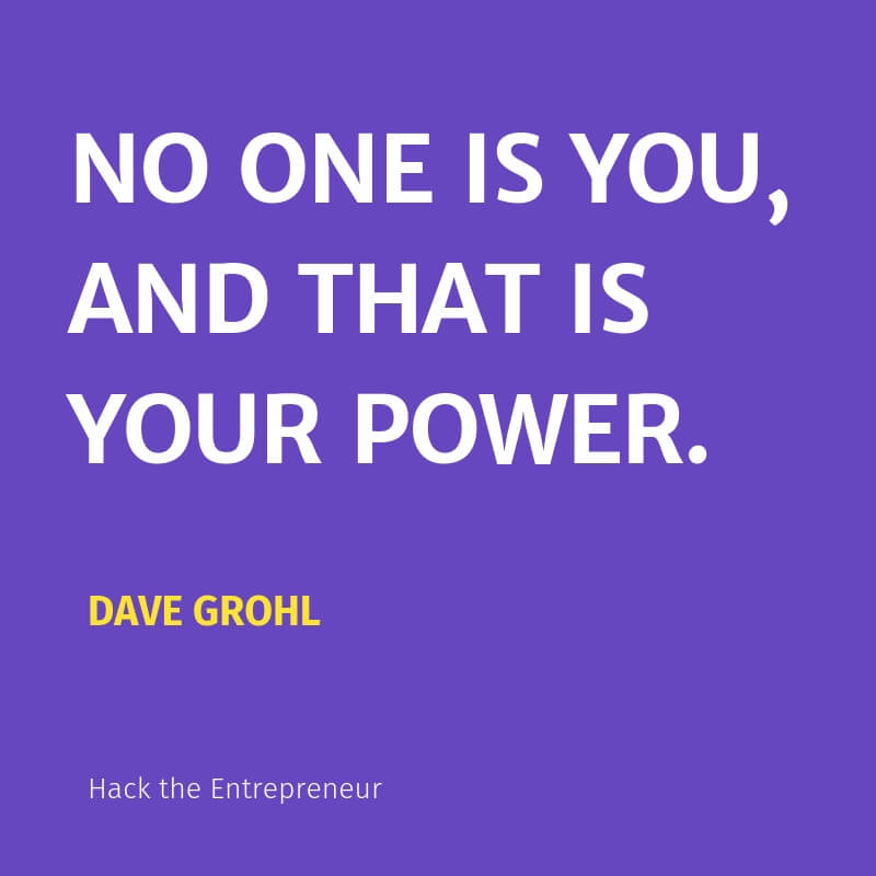 Mindset quotes motivation dave grohl