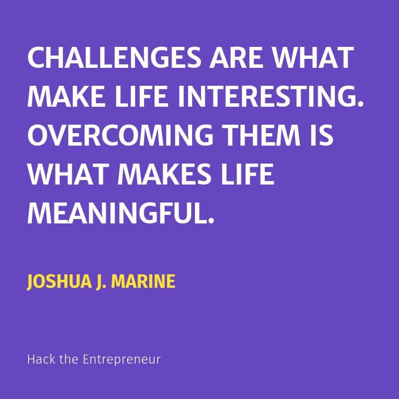 Mindset quotes motivation joshua j marine