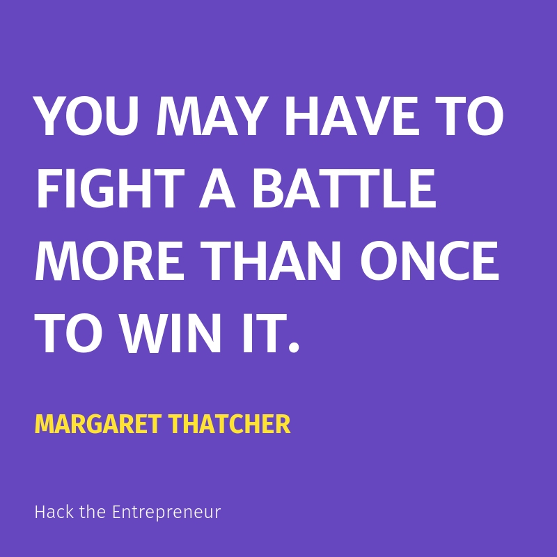 Mindset quotes motivation margaret thatcher