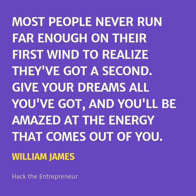 Mindset quotes motivation william james