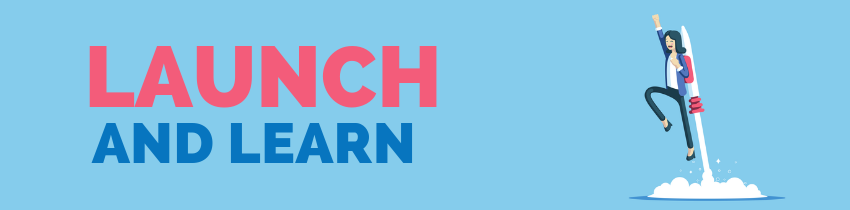 entrepreneurs launch and learn