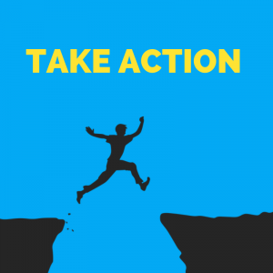 how take action on your business idea