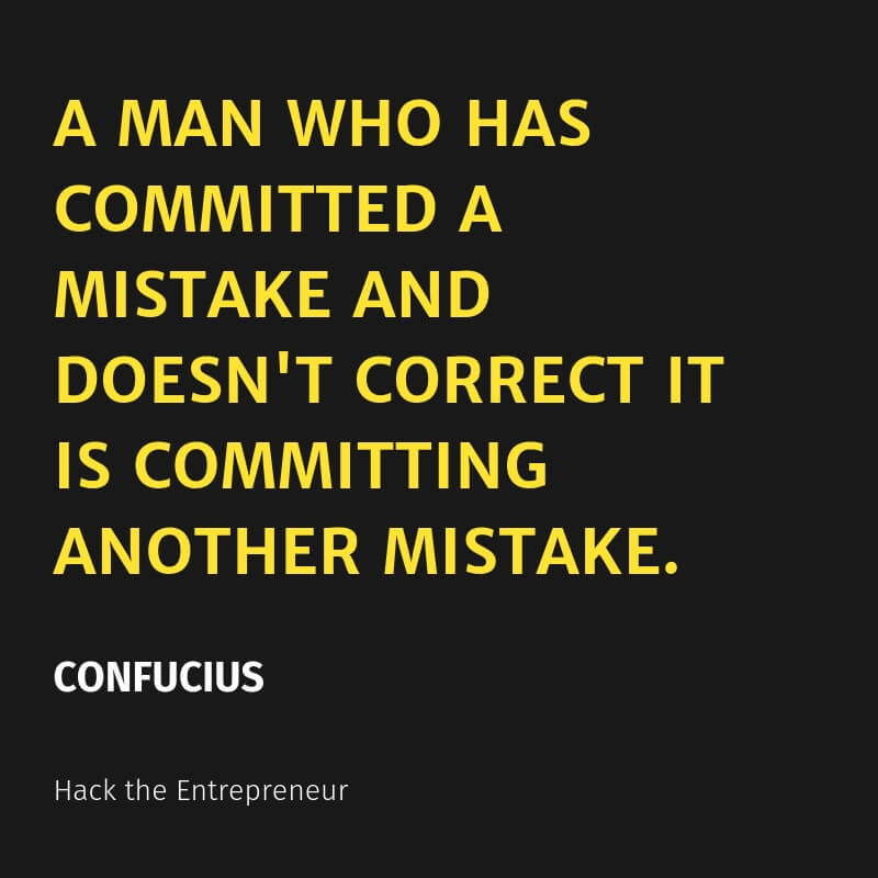 mindset quotes confucius a man who has committed a mistake