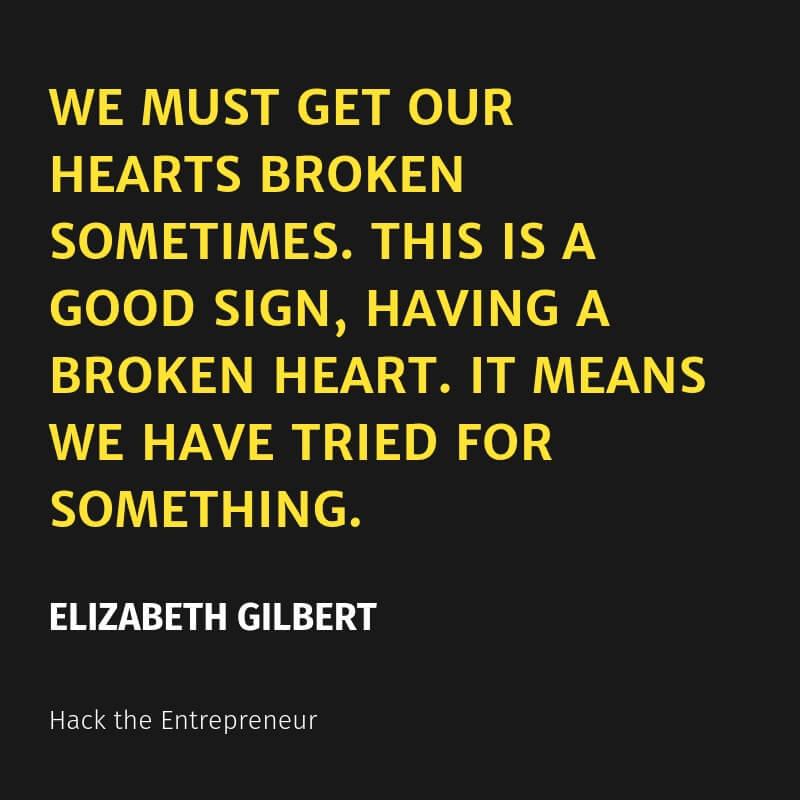 mindset quotes elizabeth gilbert