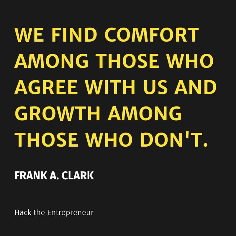 mindset quotes frank a clark