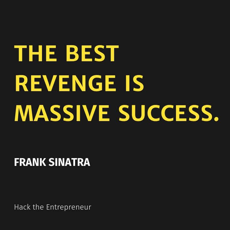 mindset quotes frank sinatra