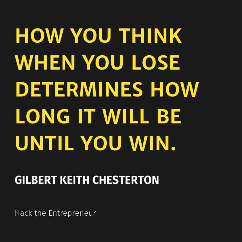 mindset quotes gilbert keith chesterton