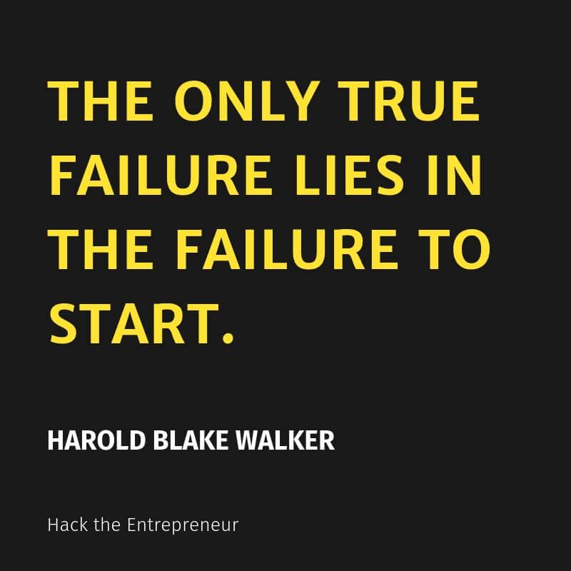 mindset quotes harold blake walker