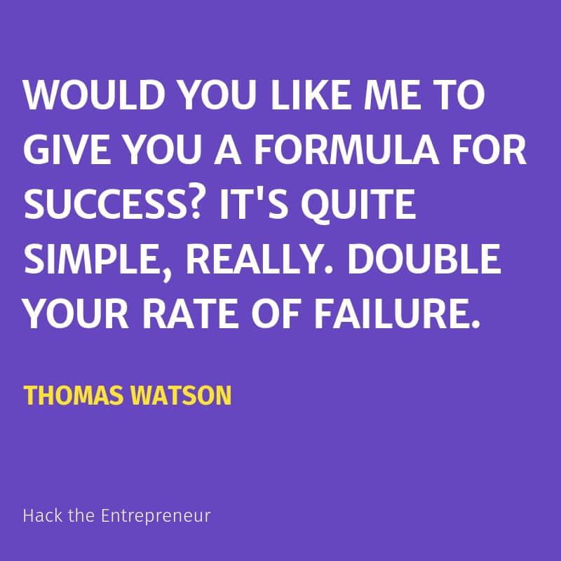 mindset quotes motivation thomas watson