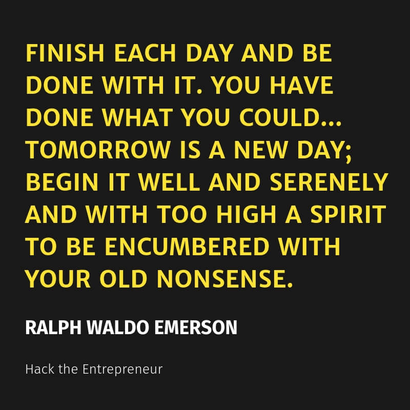 mindset quotes ralph waldo emerson
