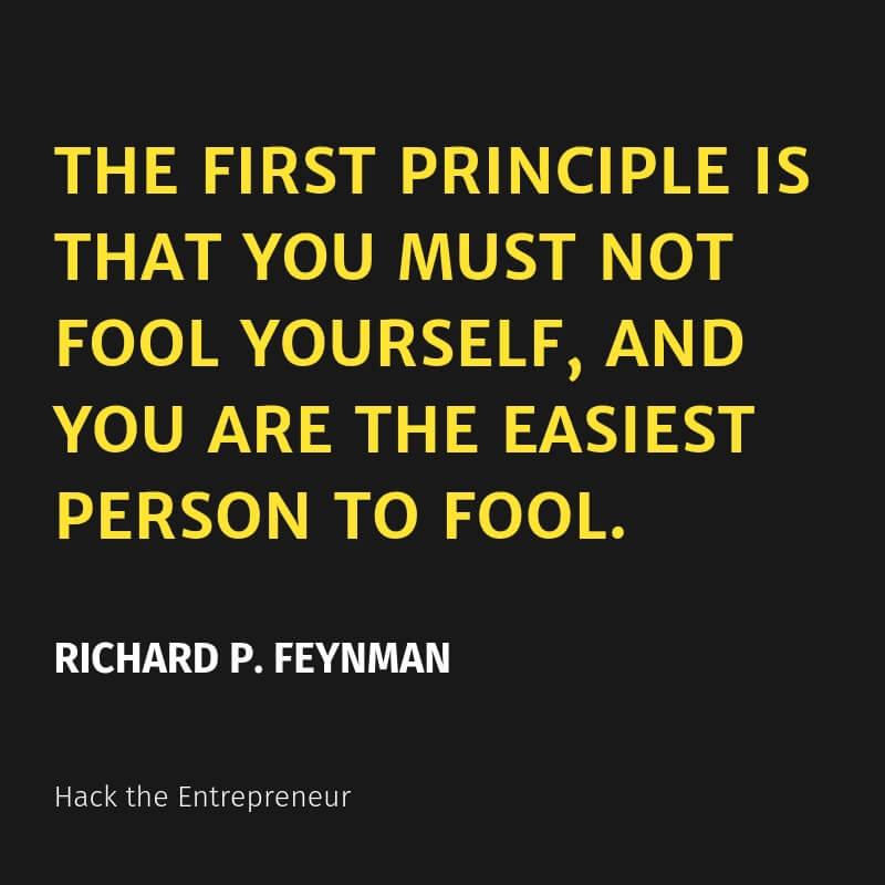 mindset quotes richard feynman