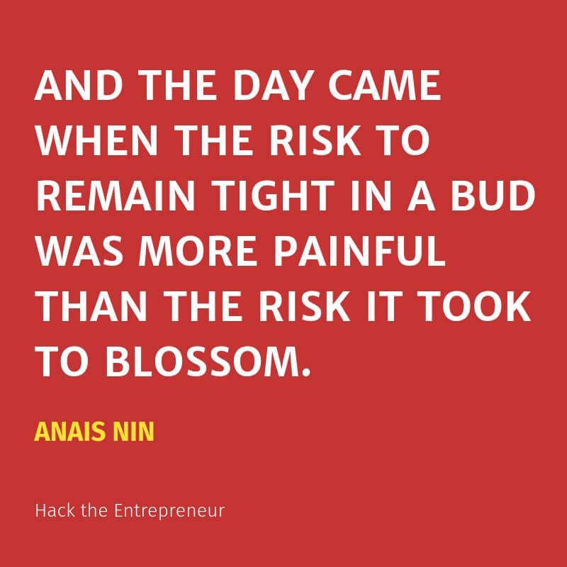 motivation quotes hustle anais nin