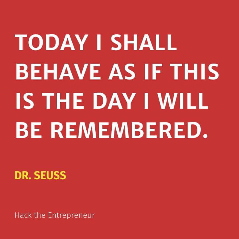 motivation quotes hustle dr seuss