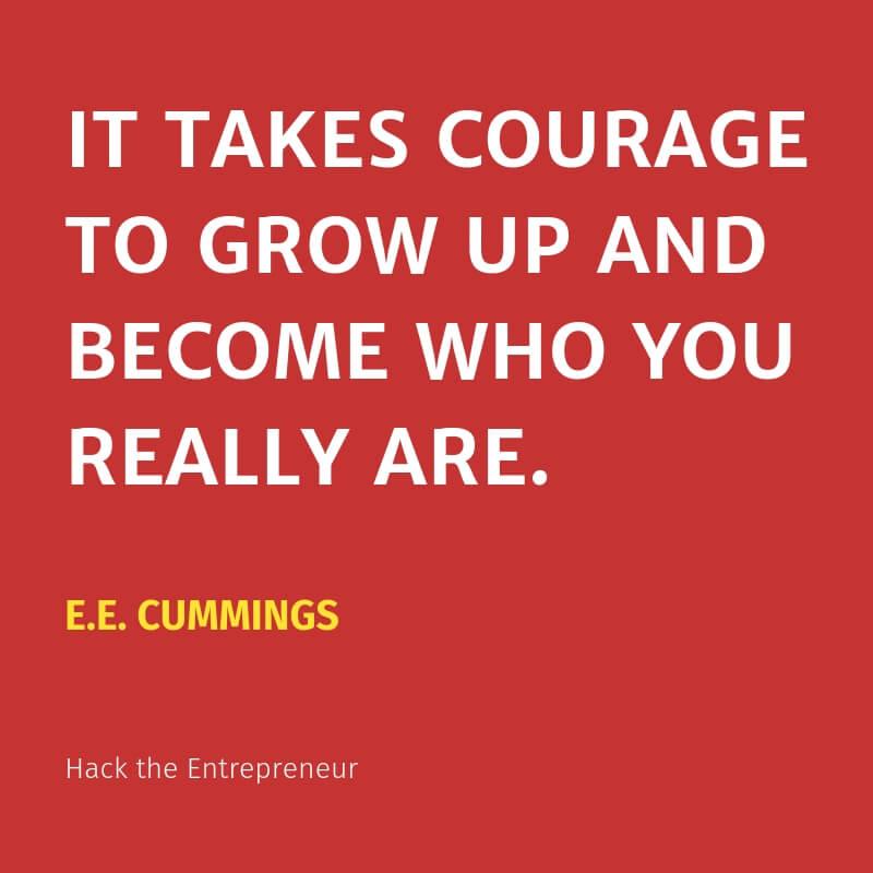motivation quotes hustle ee cummings