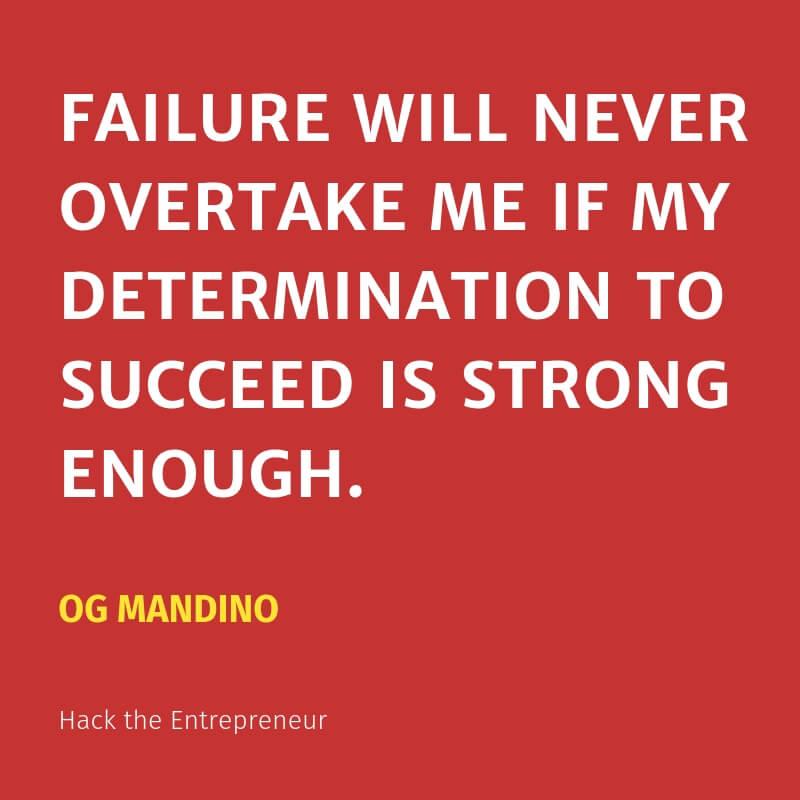 motivation quotes hustle og mandino