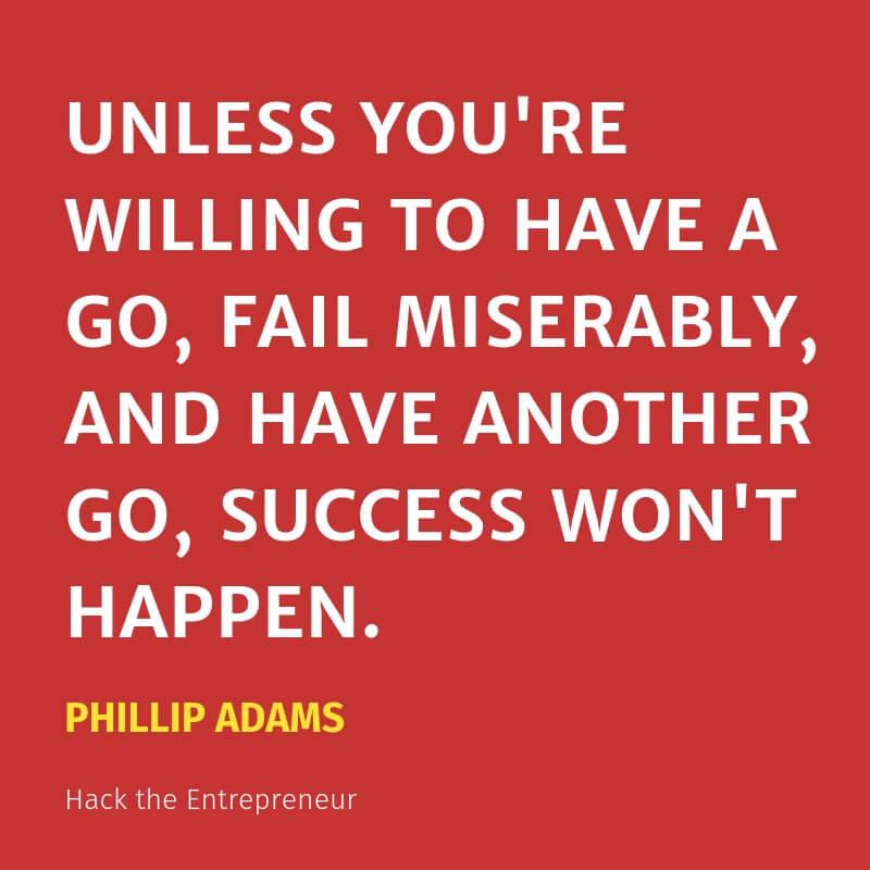 motivation quotes hustle phillip adams