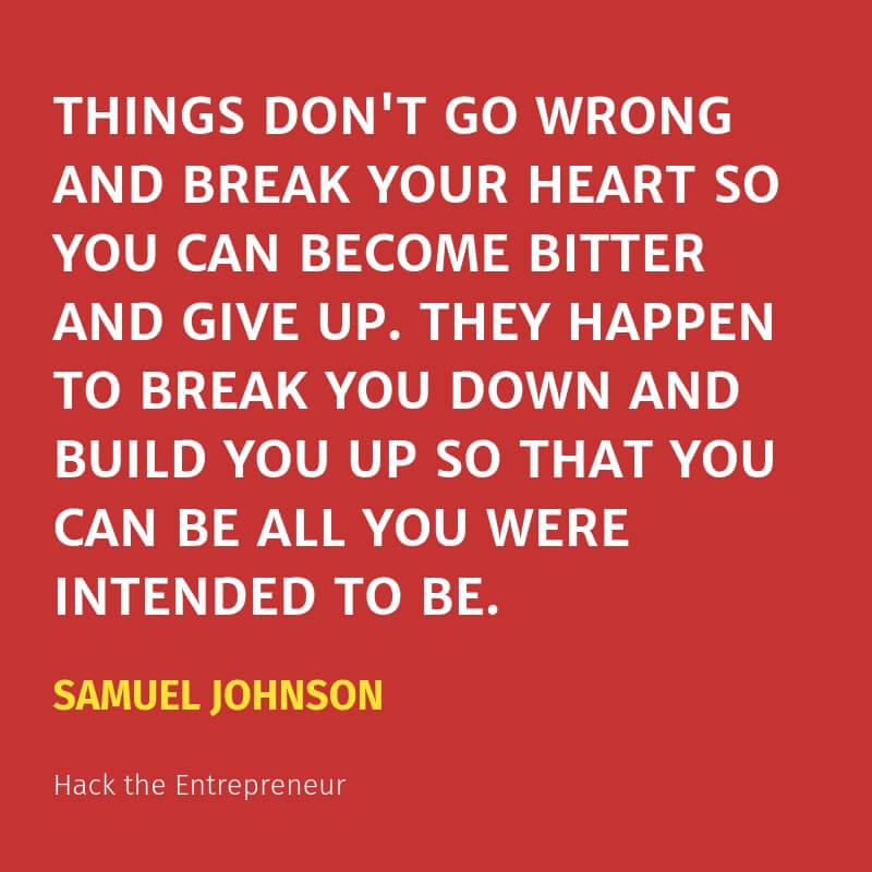 motivation quotes hustle samuel johnson