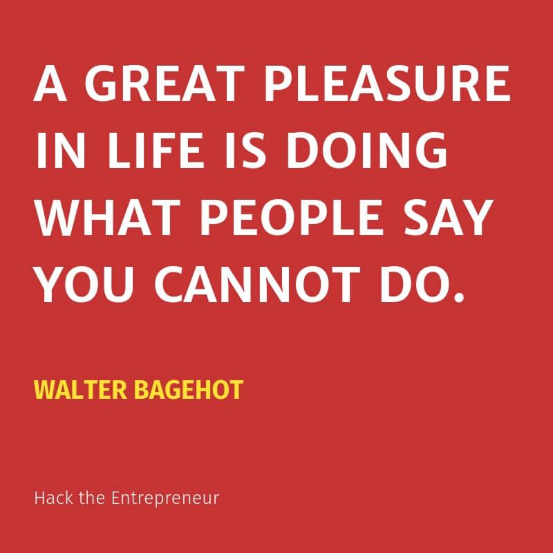 motivation quotes hustle walter bagehot