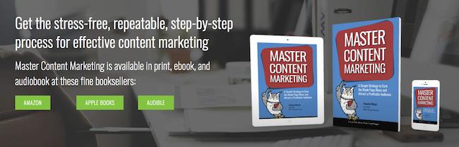 master content marketing