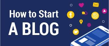 how to start a blog and make money sidebar