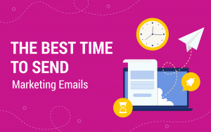 what is the best time to send marketing emails