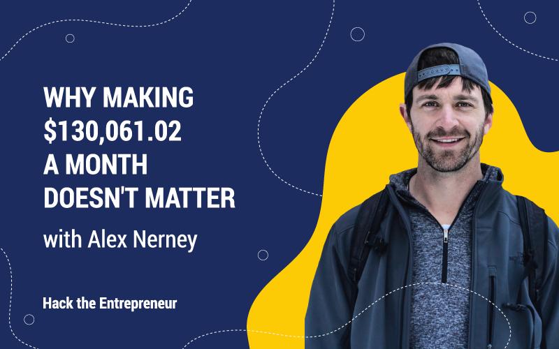 Alex Nerney podcast interview