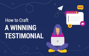 how to write a testimonial
