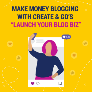 create and go start your blog biz course review