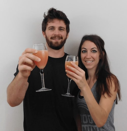 Alex and Lauren of Create and Go