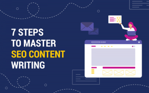7 steps to master seo content writing
